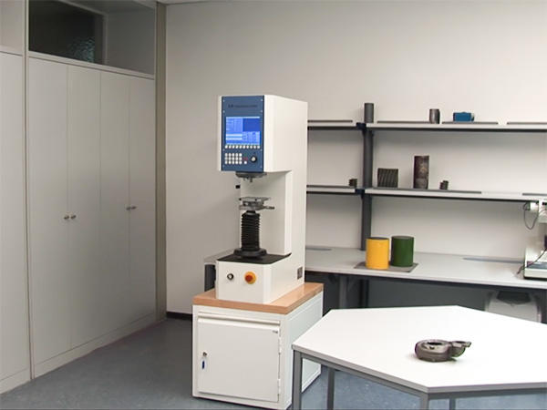 Brinell Optical Hardness Tester