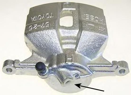 Brake Caliper For Toyota Carina 47750 20480