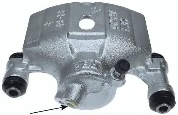 Brake Caliper For Toyota Cynos 47730-16090