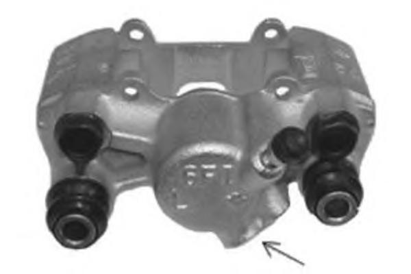Brake Caliper For Toyota Yaris&Vitz 47750 52040