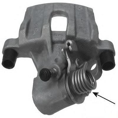 Brake Caliper For Ford C-Max 8M512M089BB