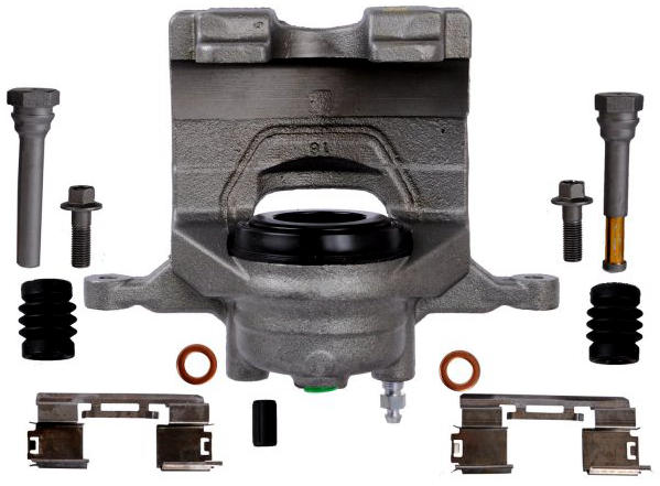 185329 BRAKE CALIPER NO BRACKET
