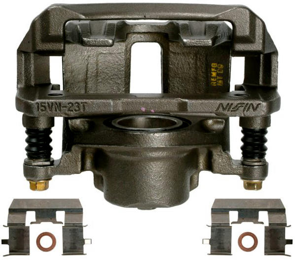 19B2669 BRAKE CALIPER WITH BRACKET