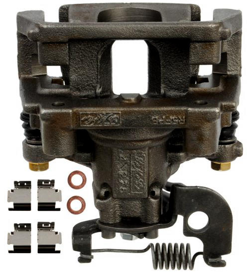 19B3180 BRAKE CALIPER WITH BRACKET