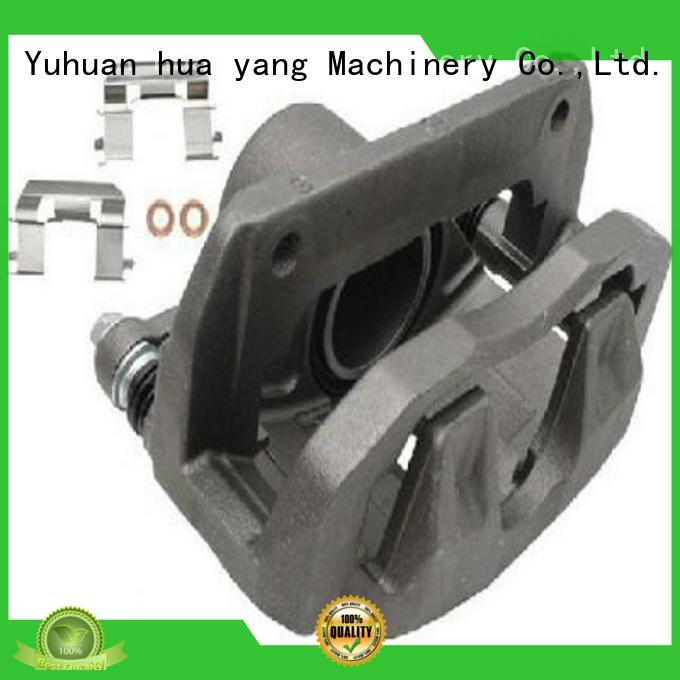 JHY left stuck brake caliper with oem service for acura rl