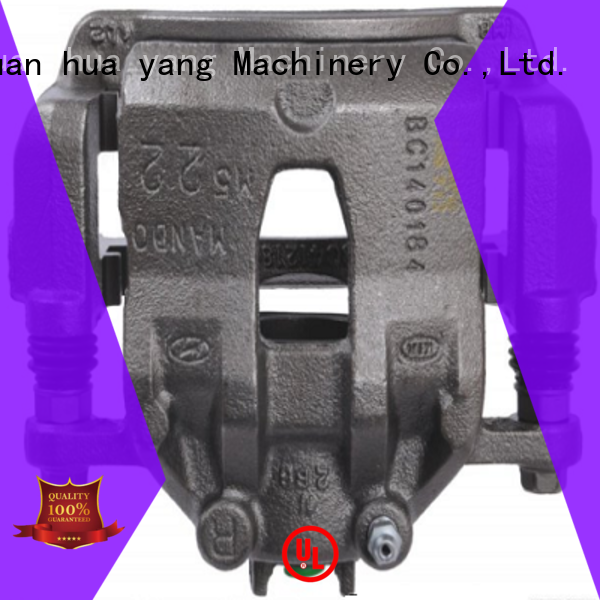 JHY front caliper with oem service for hyundai solaris