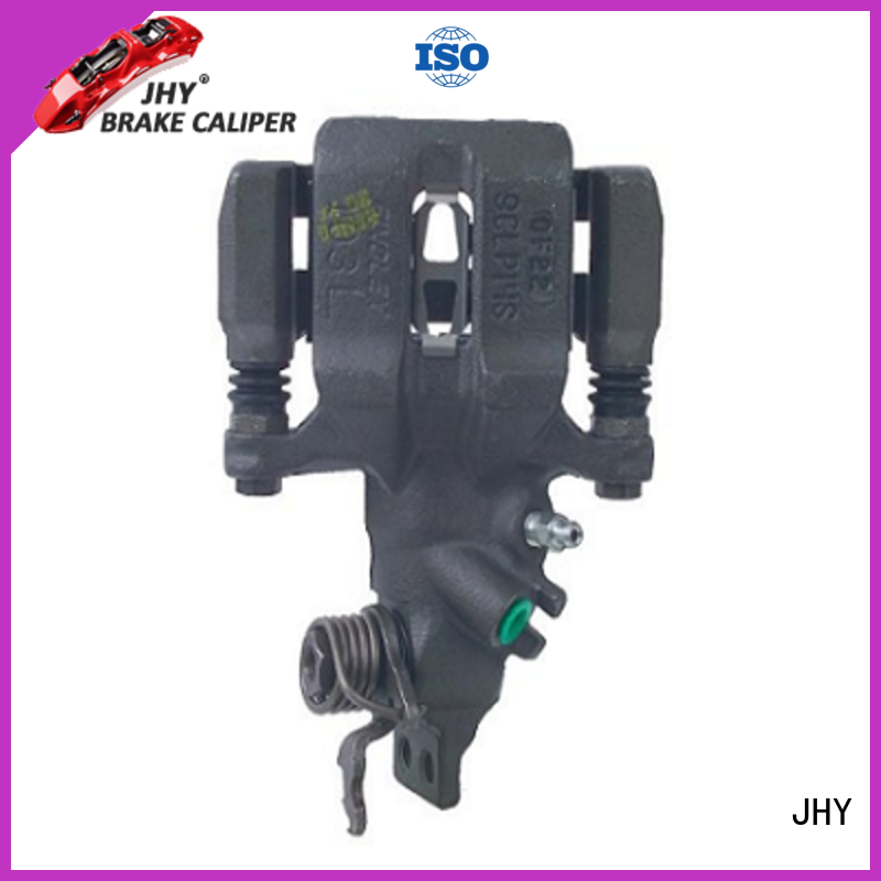 top rear brake caliper with oem service for acura tl