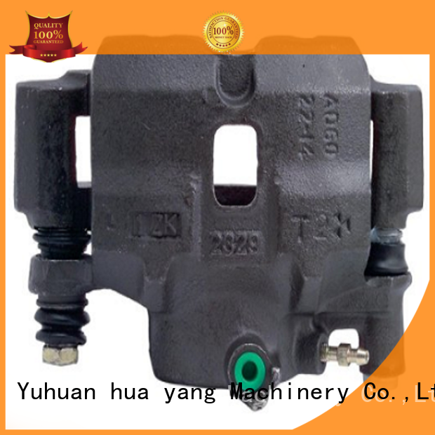 JHY iron front brake caliper with oem service for isuzu kb
